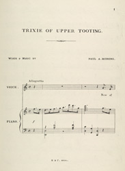 Trixie Of Upper Tooting part 03